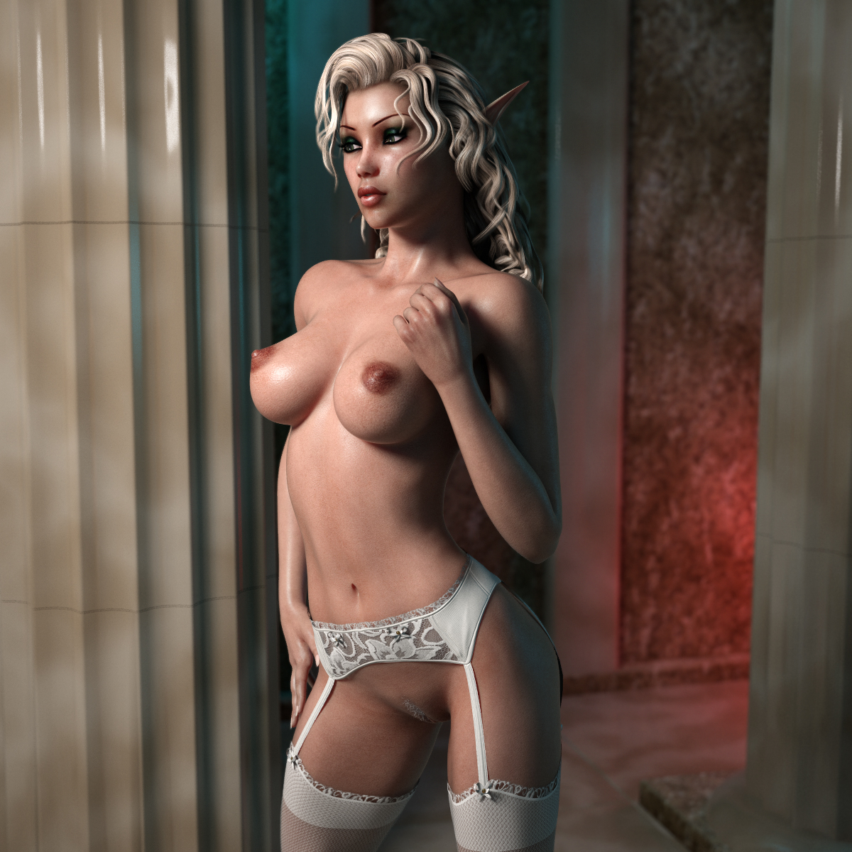 Dishonored girls naked