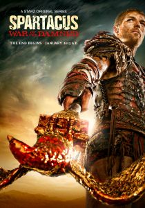 watch SPARTACUS WAR OF THE DAMMED season 1 season 3 tv streaming episode series online free watch SPARTACUS WAR OF THE DAMMED tv series tv show tv posters online
