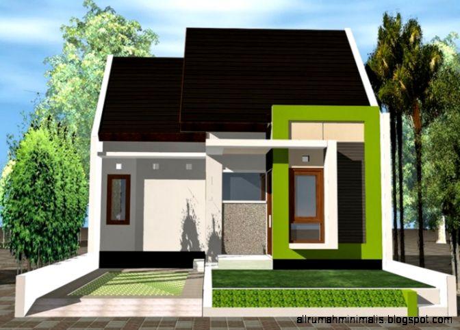 11 Gambar Rumah Minimalis 1 Lantai Terbaru