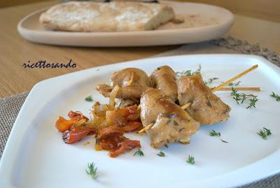 Bocconcini di coniglio ricetta di involtini di carne stufata