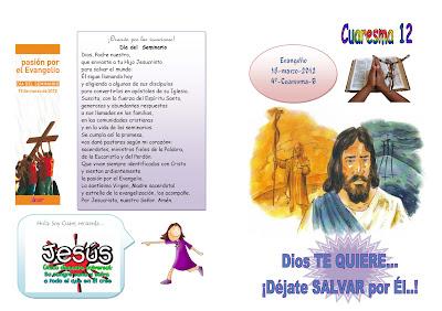 evangelio cuaresma: