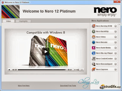 Download Nero 12 Platinum With Crack