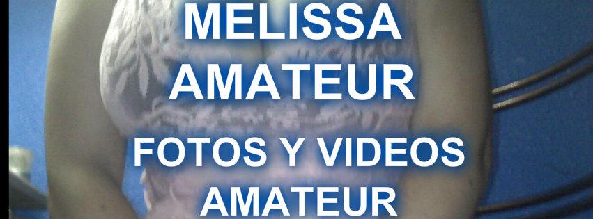 MELISSA AMATEUR.