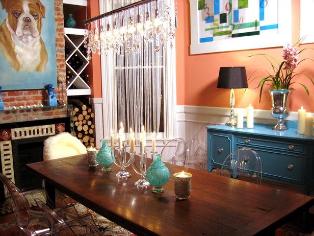 Color Rules for Small Spaces 2013 Ideas from HGTV | Modern ...