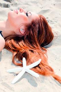 como aclarar el cabello de forma natural