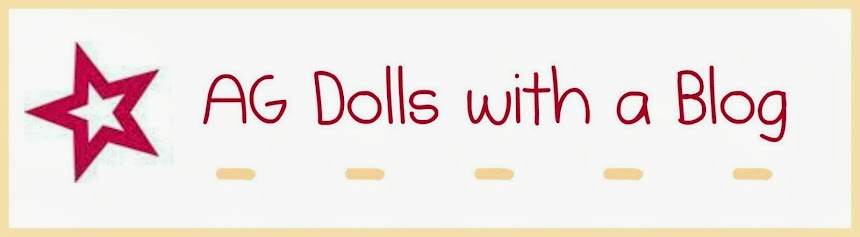 AG Dolls With a Blog