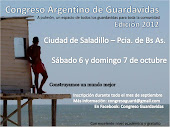 CONGRESO ARGENTINO DE GUARDAVIDAS 2012