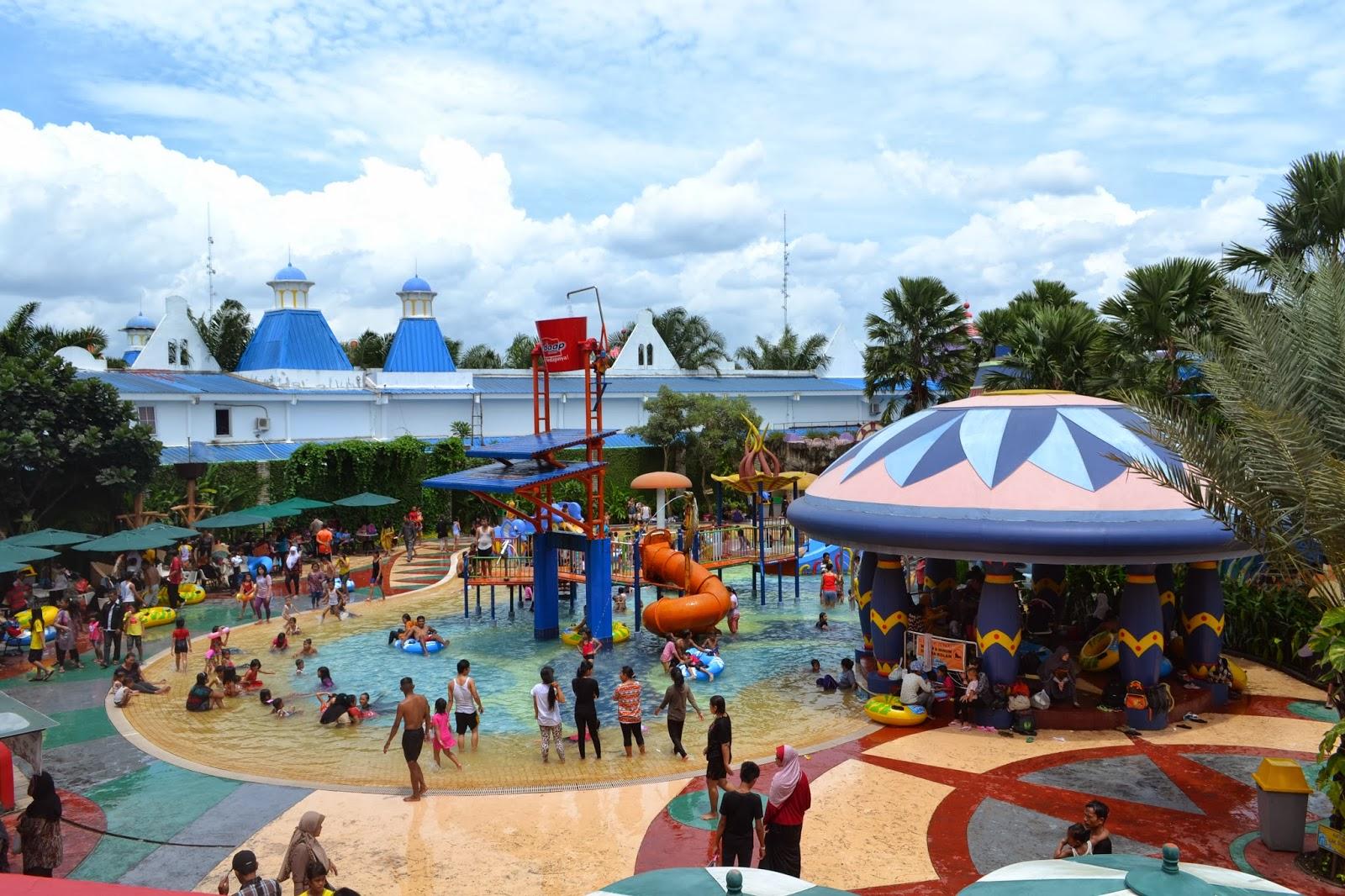 image citra raya water park