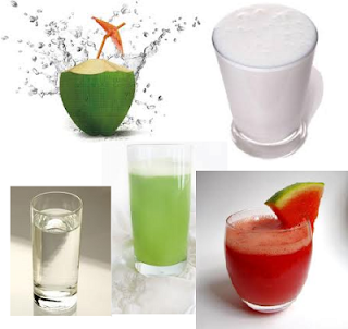 drinks to reduce body heat in summer