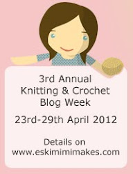 Knitting & Crochet Blog Week
