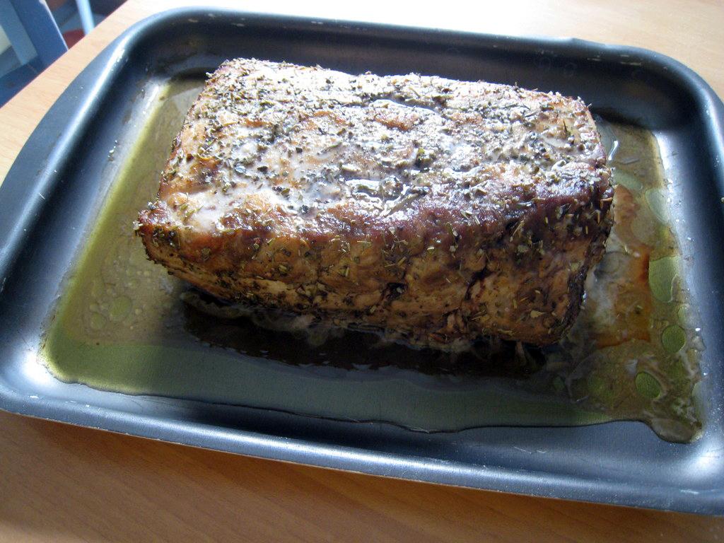 tra pignatte e sgommarelli: le mie ricette - arista di maiale ... - Cucinare A Bassa Temperatura