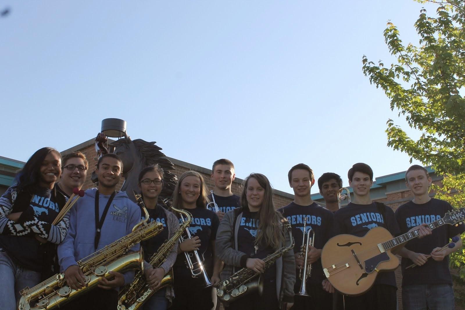 DGS Jazz Class of 2015