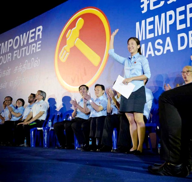 GE2015: WP, one of the 8 rallies to take place on Saturday (5 September 2015)