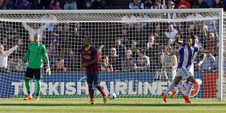 Jejak Post | Valladolid 1 - 0 Barcelona