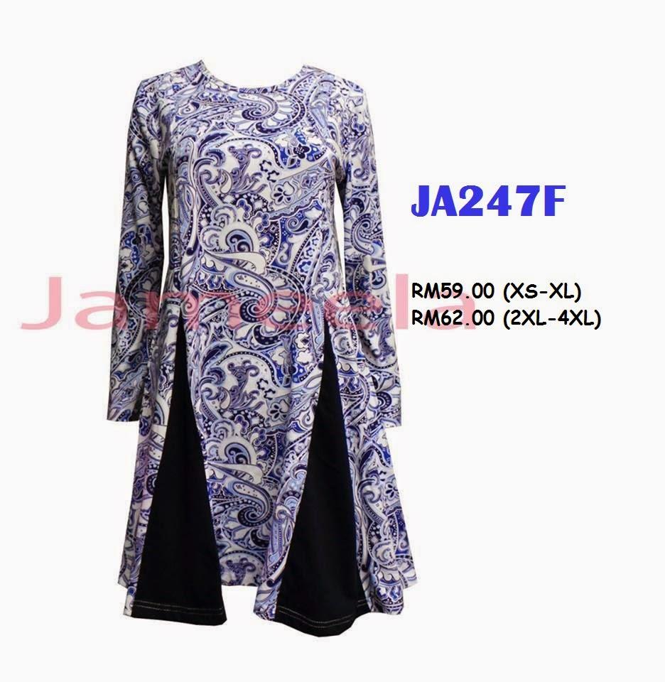 T-shirt-Muslimah-Jameela-JA247F