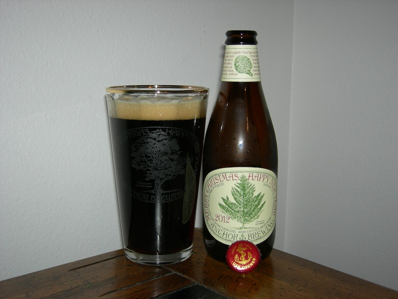anchor brewing christmas ale 2012 price