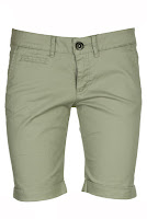 Pantaloni scurti Pull and Bear Simette Grey (Pull and Bear)