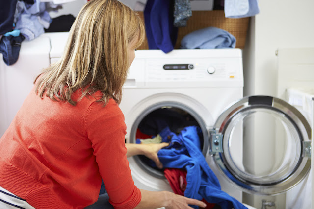 Removing clothing from the dryer
