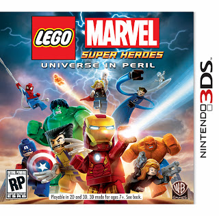 LEGO Marvel Super Heroes - Universe in Peril (3DS USA)