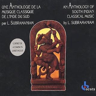 Ocora, Une Anthologie de la Musique Classique de l'Inde du Sud