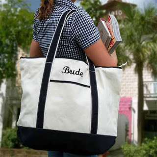 Bride'd Planning Tote