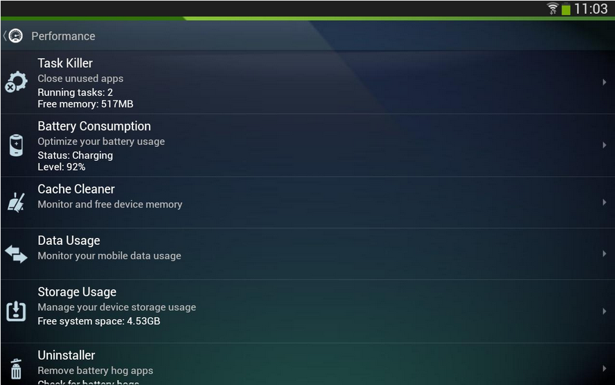 AntiVirus Security Free by AVG_Android app