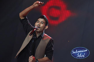 Video Dion Idol - Indonesian Idol