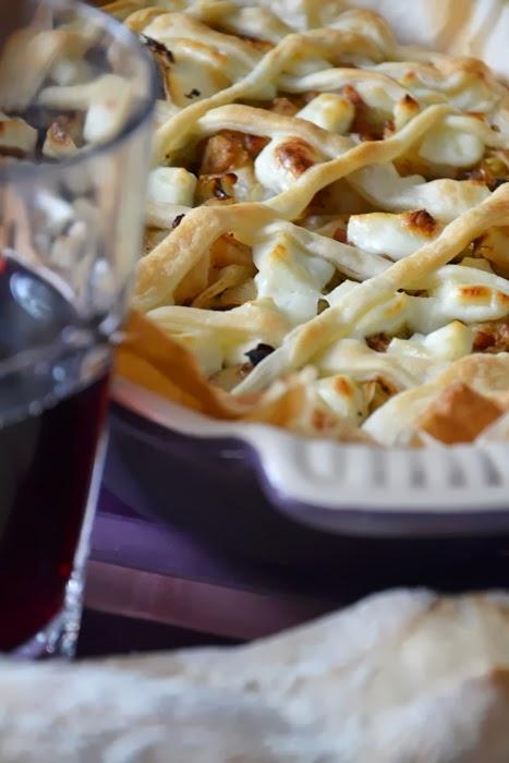 sfoglia crauti, pancetta e primosale