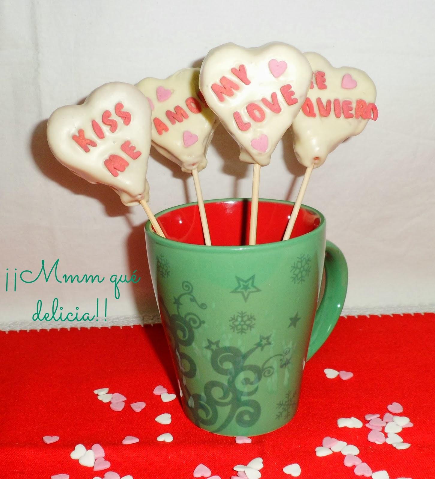 POP CAKES DE CORAZONES