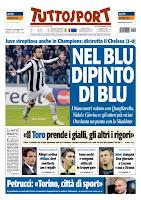 Juventus-Chelsea Tuttosport