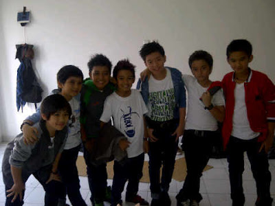 Super Seven (S7) - Sahabatku (Best Friend Forever)