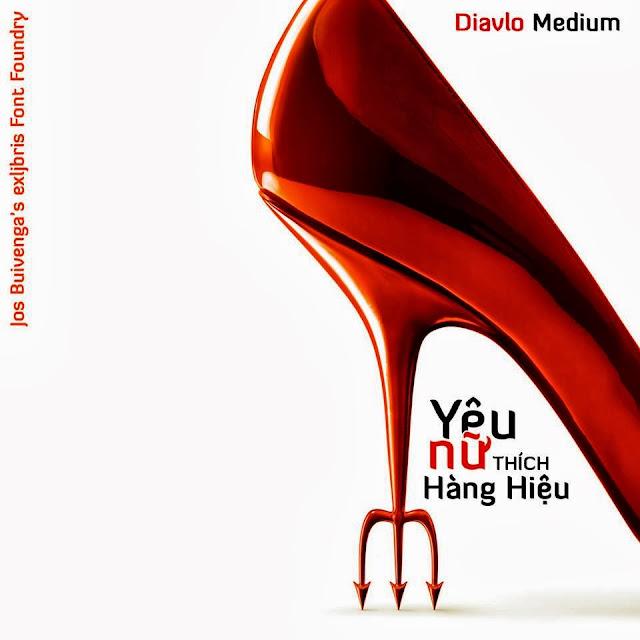 [Sans Serif] Diavlo Việt hóa