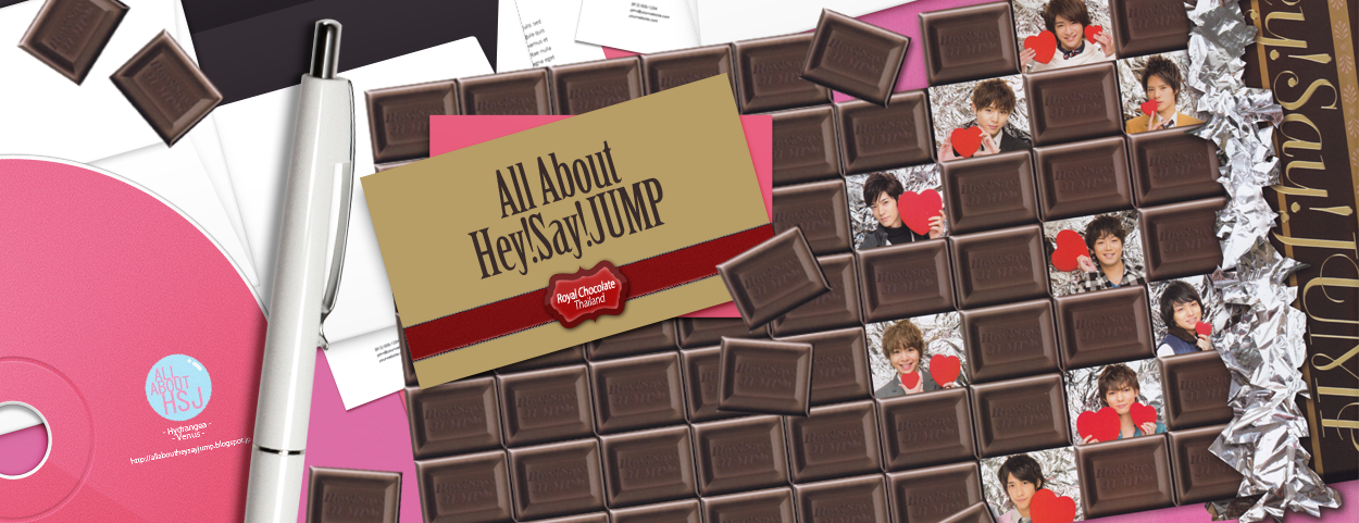 All ABOUT HEY! SAY! JUMP
