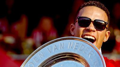 Memphis Depay Yang Mendapatkan Penghargaan Eredivisie