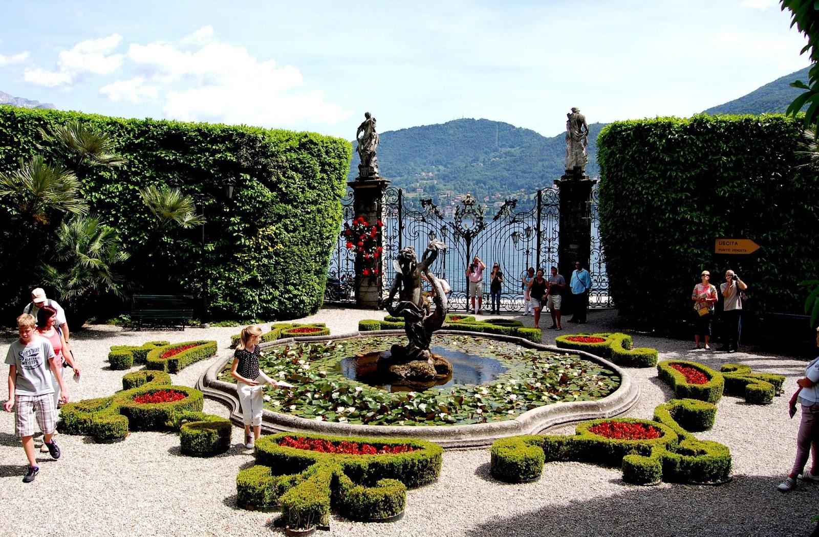 Horticultural tourism scopri cos con i 4 giardini - Foto giardini ville ...