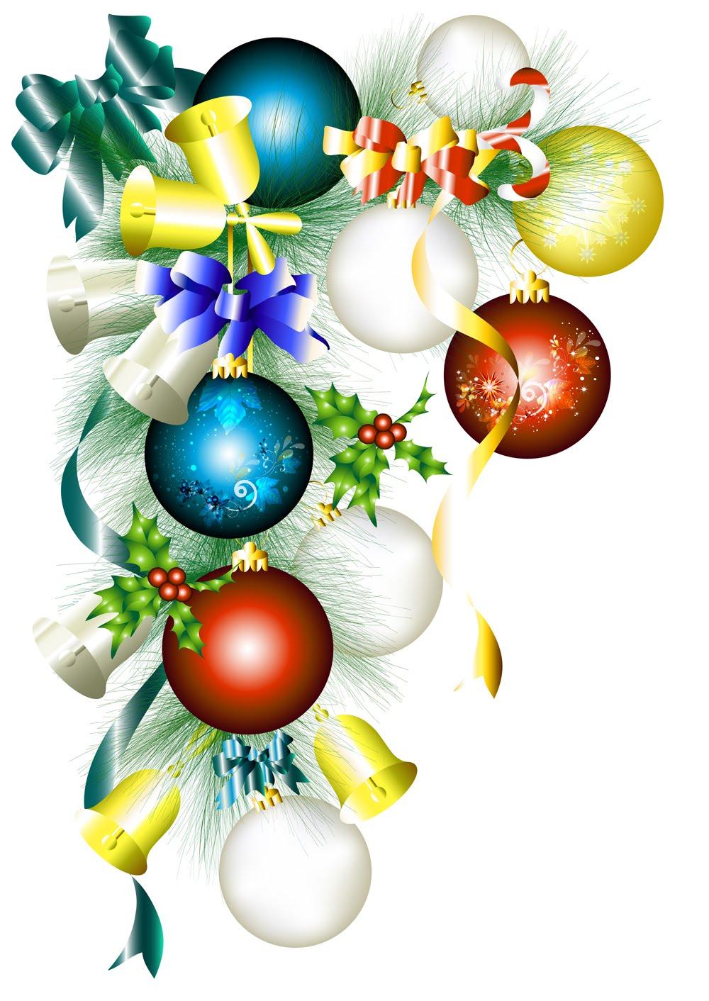 Adornos navideños para blogs, páginas web, tarjetas y postales ...