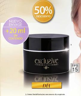 crema facial exclusive c-11-12-2013