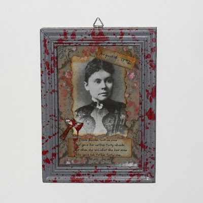 Lizzie Borden Wall Art