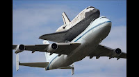 Space Shuttle Discovery Wows DC in 45min Flyover