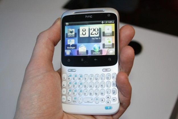 HTC Cha Cha Reviews and Sim Free Prices - Reevoo