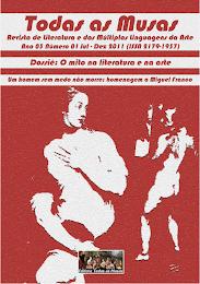 Todas as Musas Ano 03 número 01 / Homenagem a Miguel Franco