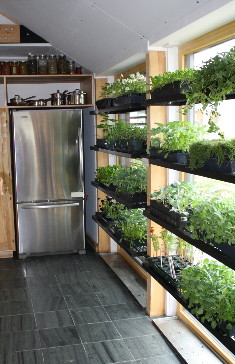 Truexcullins blog solar decathlon review day 2 products for Kitchen garden decoration