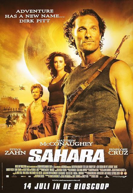 Sahara พิชิตขุมทรัพย์หมื่นฟาเรนไฮต์