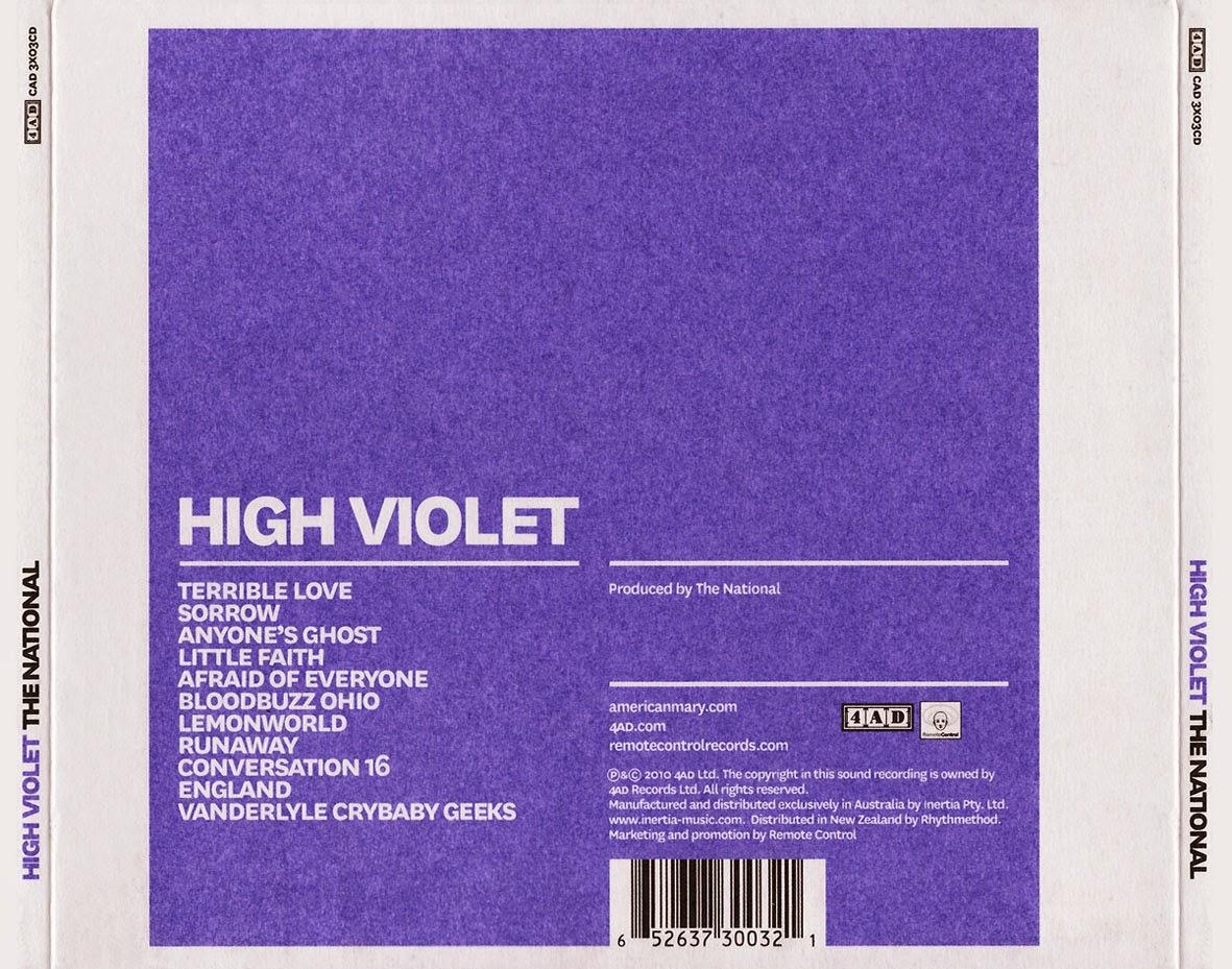 The national high violet