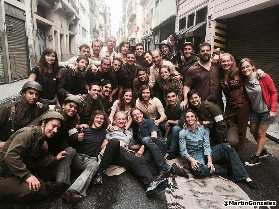 Foto Del Elenco De Colonia Dignidad En Buenos Aires She Is