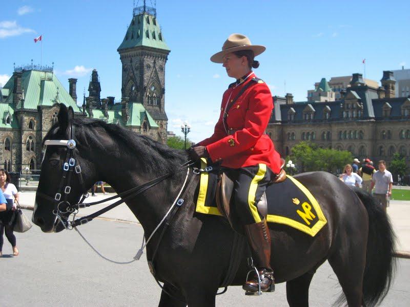 Finally Fun!: 2nd Year: Ottawa & the Chateau Montebello