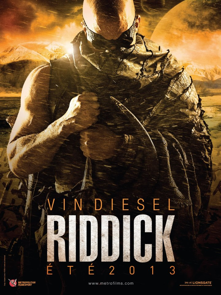 Watch Riddick 3 Full Movie Watch Online Restricted RED BAND All 4 Full Uncensored, Uncut Trailers (18+) Vin Diesel, Karl Urban Sci-Fi Movie HD