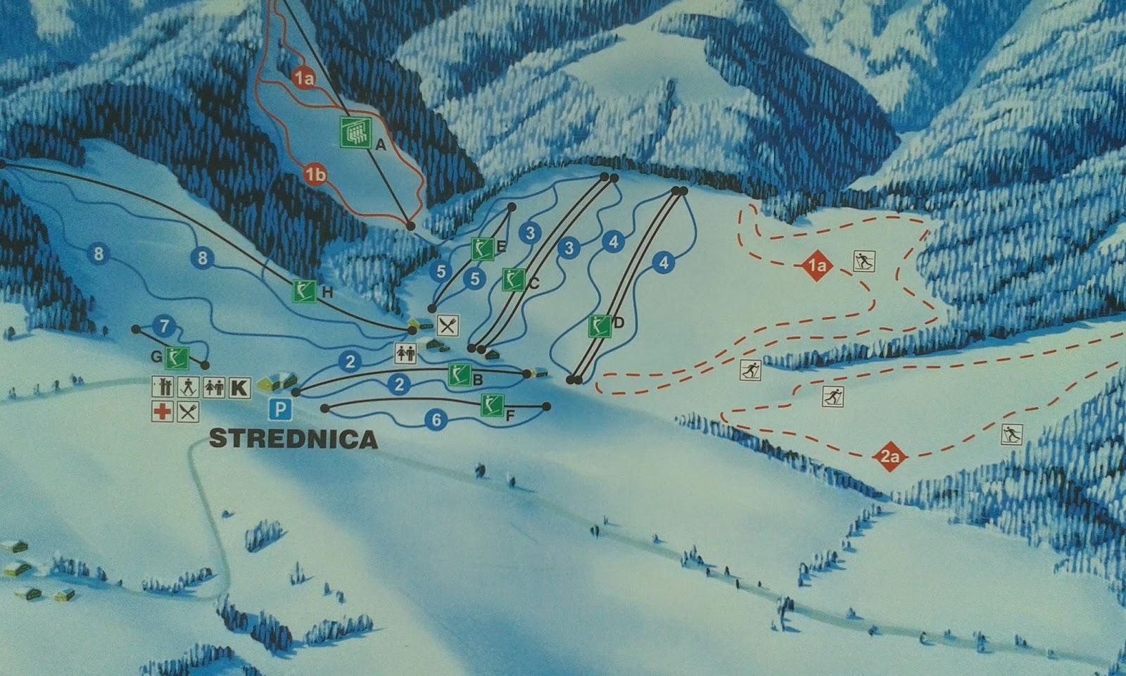 Ośrodek narciarski Strednica