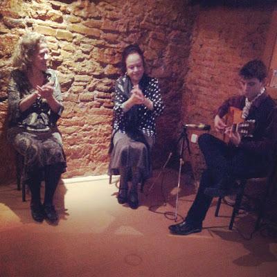 Academia de Flamenco en Barcelona con Gloria Belén