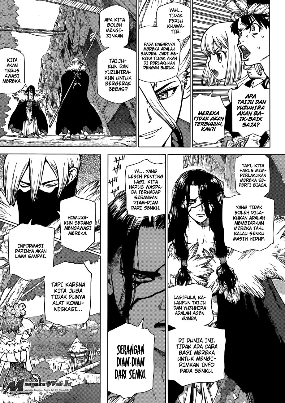 Dr. Stone Chapter 52-3